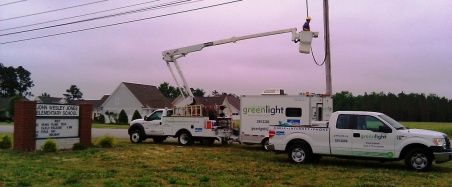 Greenlight Truck
